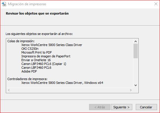 Migrar impresoras en Windows_2