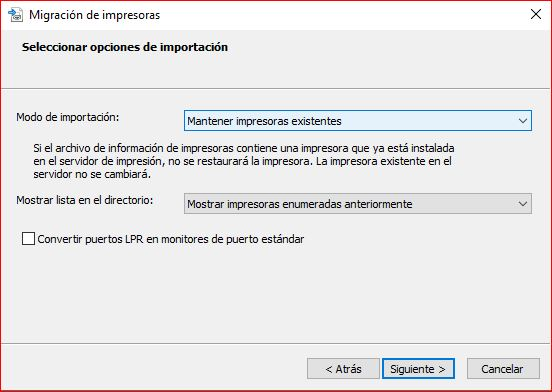 Migrar impresoras en Windows_8