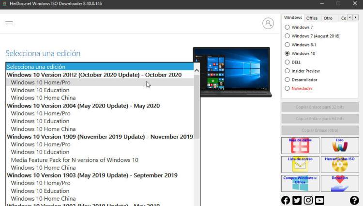 Cómo instalar Windows 10 20H2 sin esperar a Windows Update 35