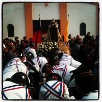 Fiesta religiosa de Placilla