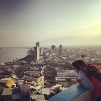 Atardecer en Guayaquil