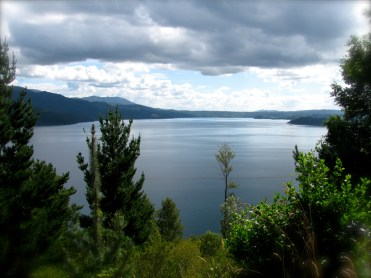 Lago Panguipulli, Chile