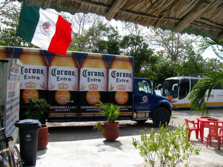 Cobá, México