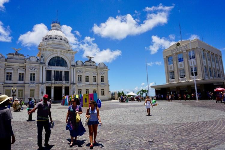 Salvador de Bahía, Brasil