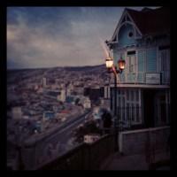 Valparaíso desde el celular