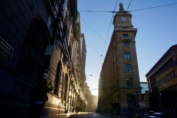 Reloj Turri, Valparaíso