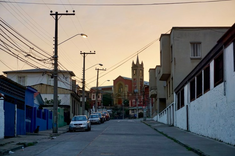 Calle Artillería