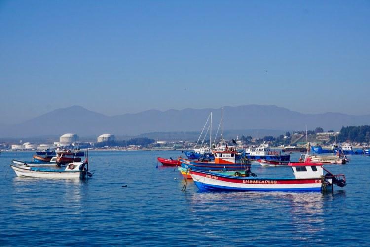 Bahía de Quintero