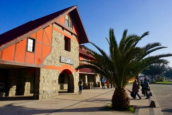 Casa Estación de Quintero
