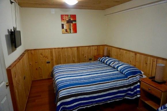 Habitación en Hostal Balmaceda