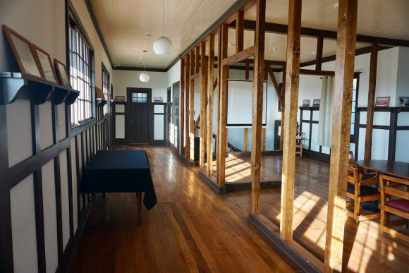 Interior Casa Estación