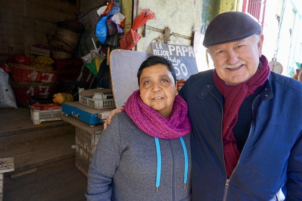 Amela y César Pincheira
