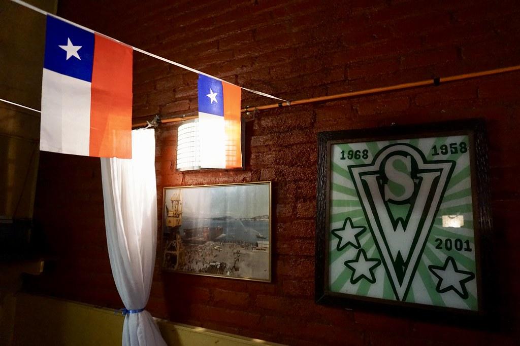 Santiago Wanderers en el Doris