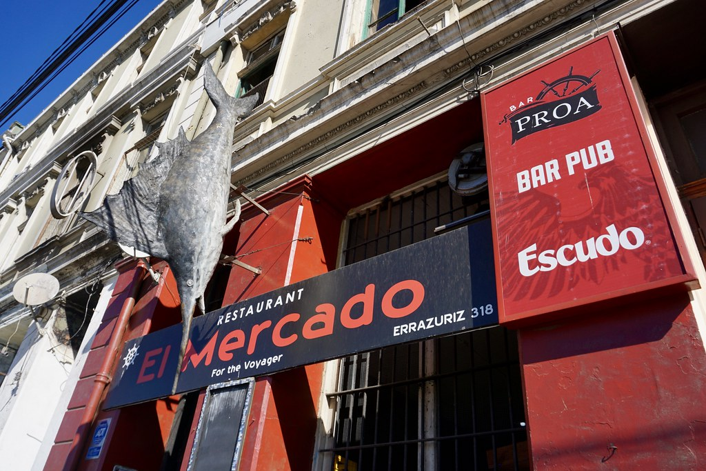 Restaurant El Mercado