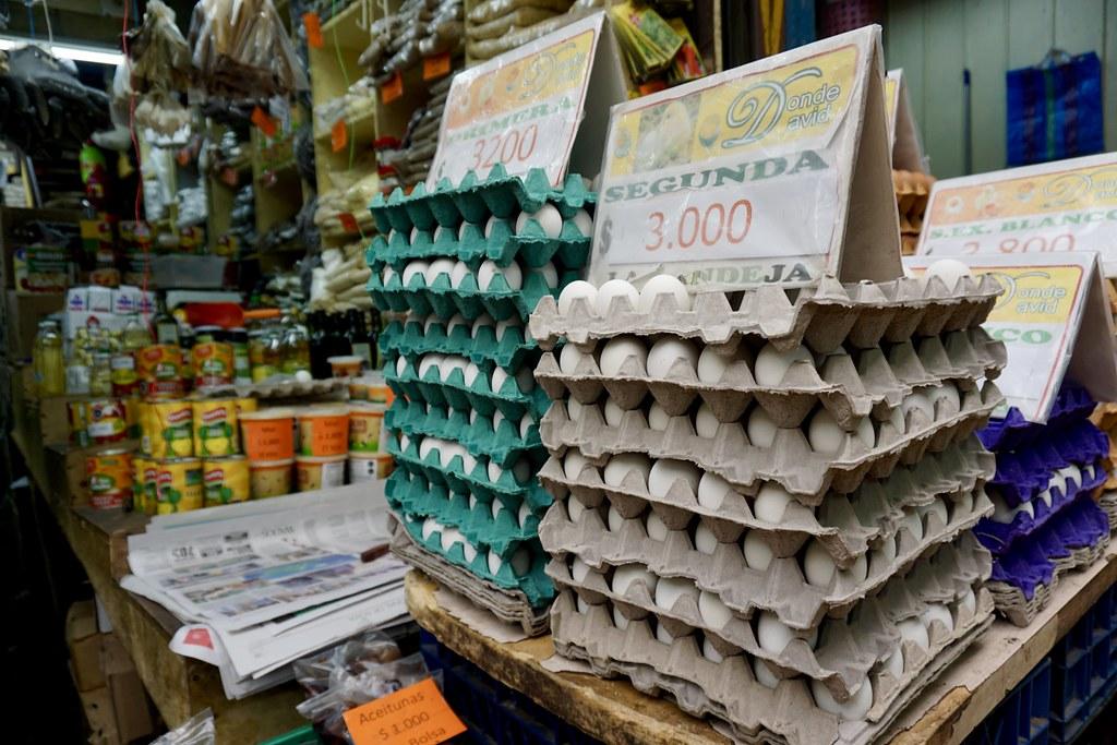 Huevos Donde David