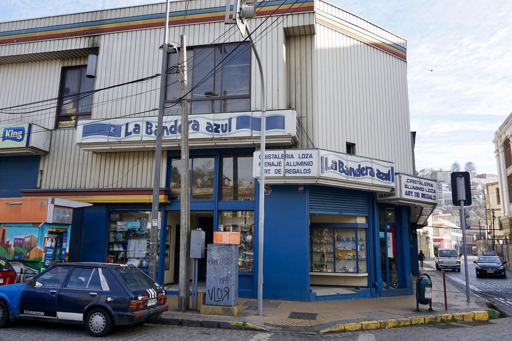La Bandera Azul, Valparaíso