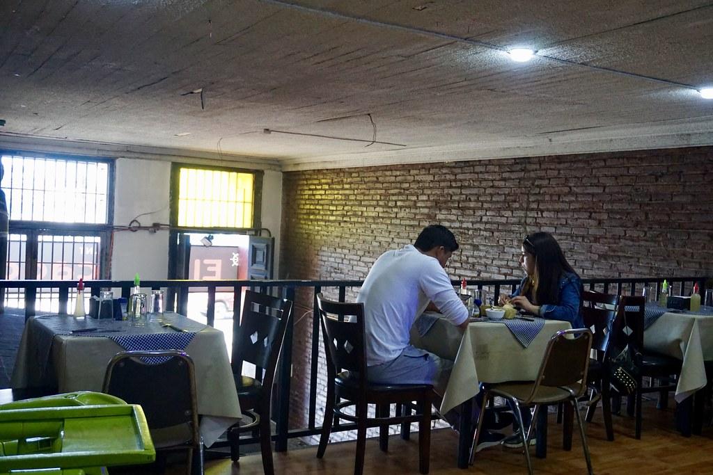 Restaurante El Mercado, Barrio Puerto