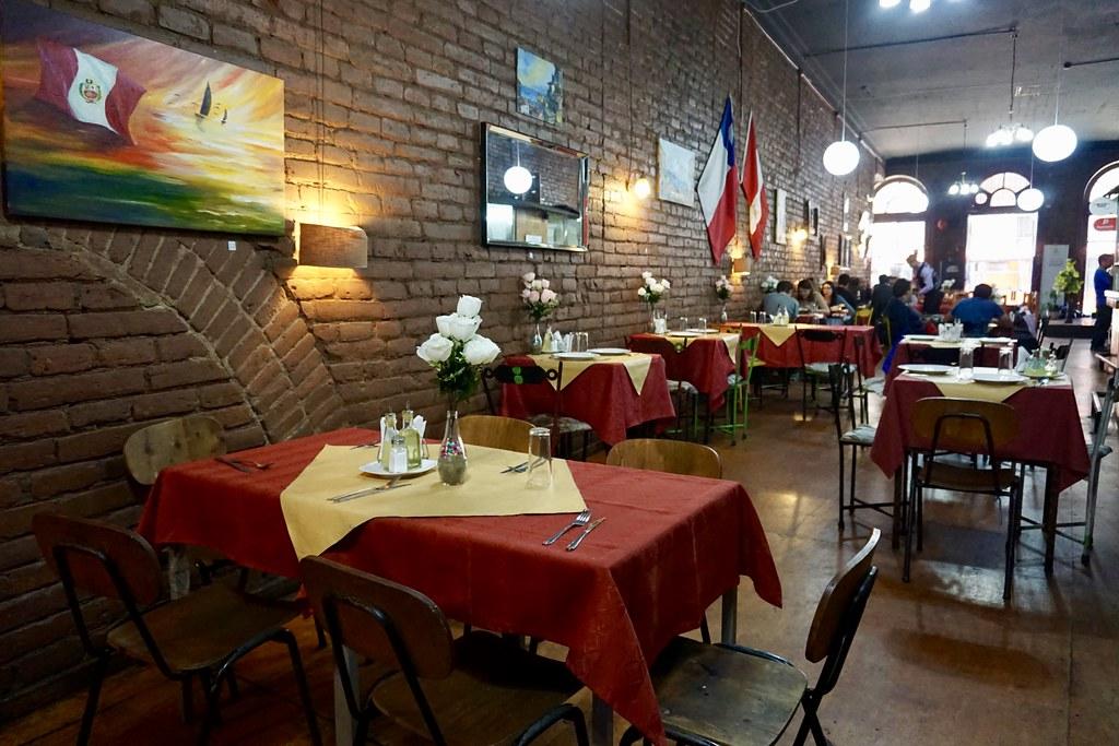 Restaurante Taberna de Óscar