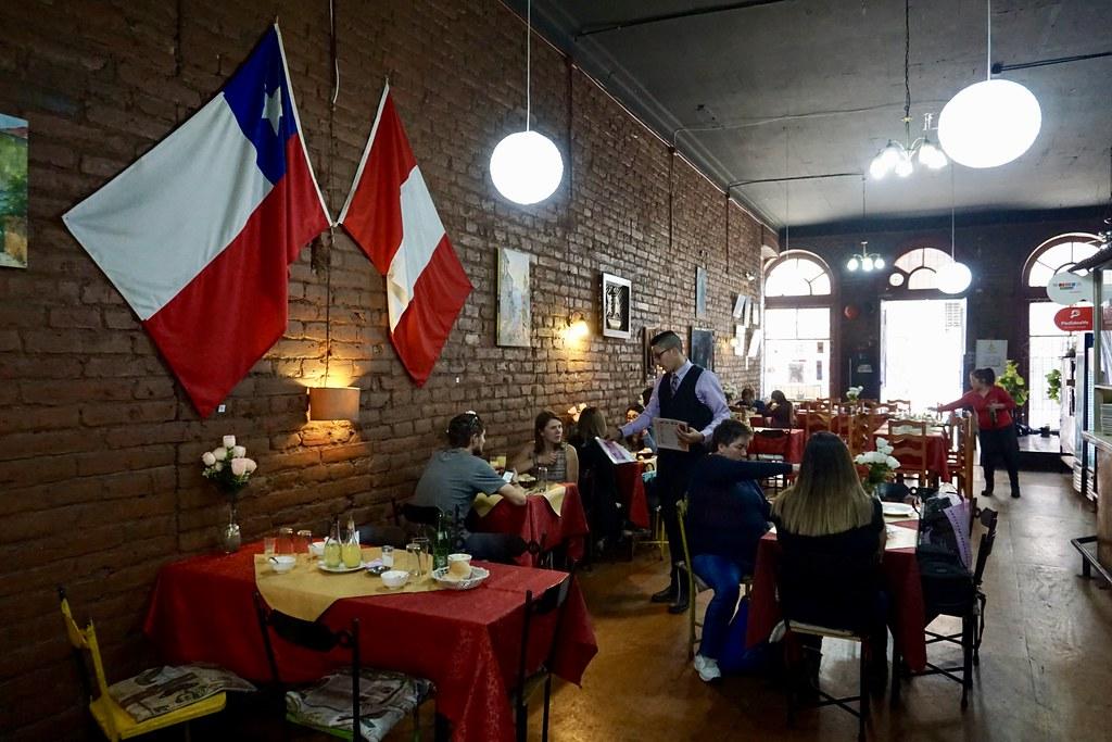 Taberna de Óscar, Valparaíso