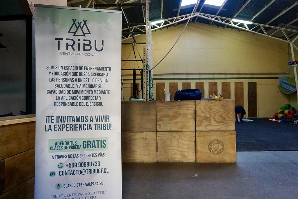 Tribu, Centro Funcional. Bario Puerto