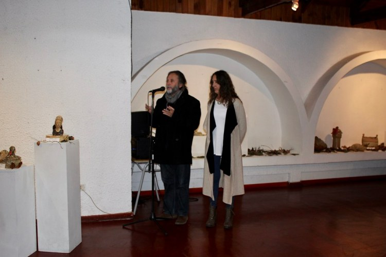 Inauguración Exposición Barro