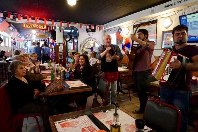 Septiembre se celebra con lo mejor de la comida chilena en Restorán Capri