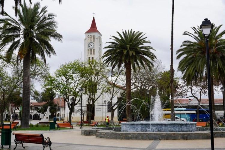 Plaza Casablanca