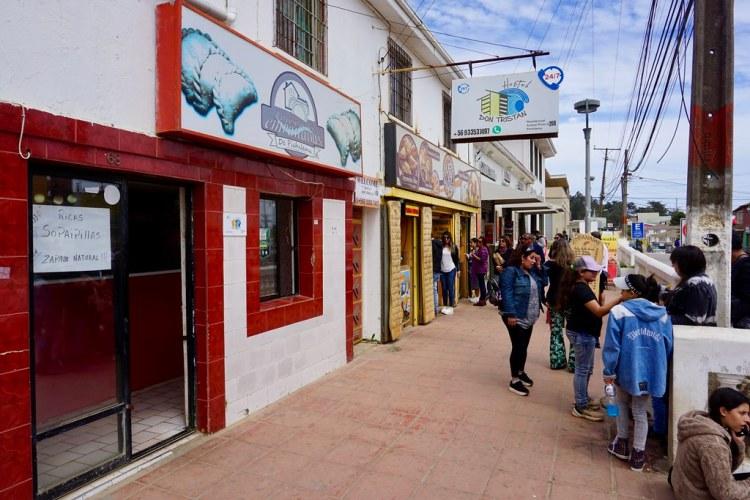 La Casa de las Empanadas, Pichilemu
