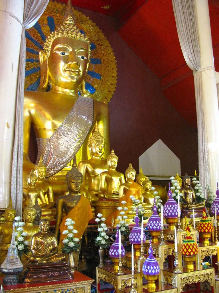 Buda en Wat Phra Singh