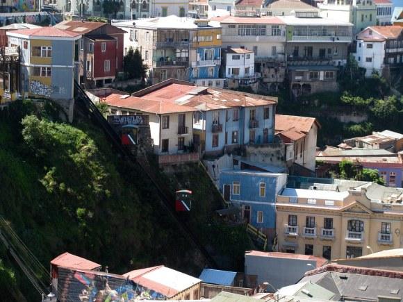 Ascensor Reina Victoria, cerro Alegre