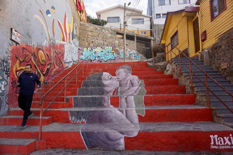 Cerro Bellavista, Valparaíso