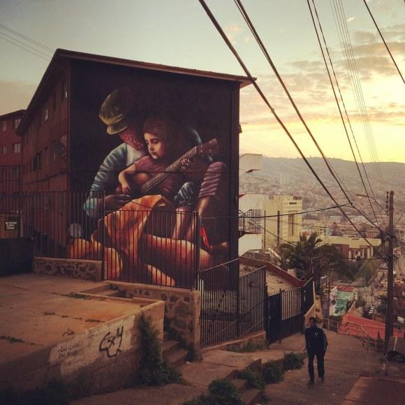 Cerro Larraín, Valparaíso