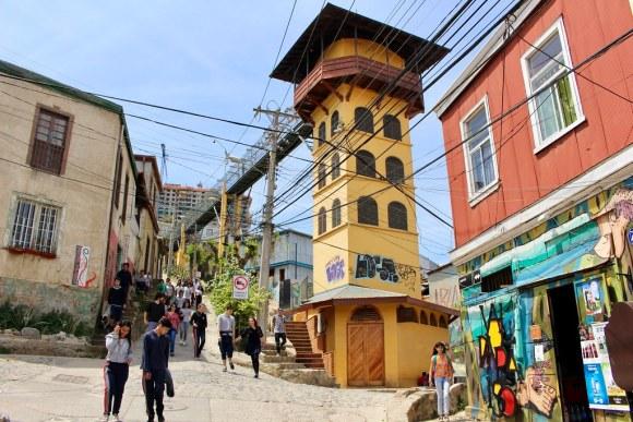 Cerro Polanco, Valparaíso