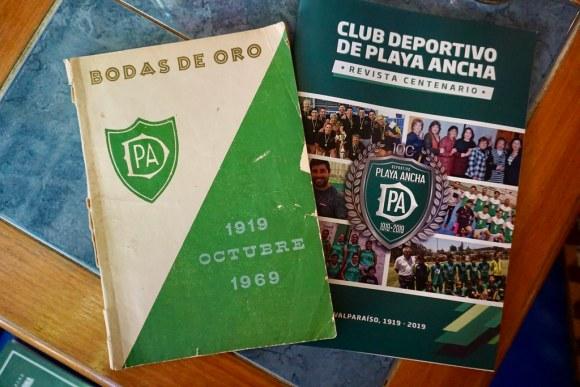 Revistas de aniversario del DPA