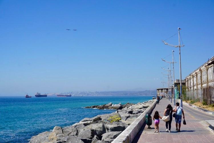 Paseo Wheelwright, Valparaíso