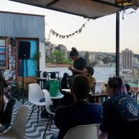 Terraza Lamar: música, arte y gastronomía en el cerro Bellavista
