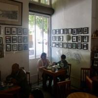 En Café República: Vecinos opinan sobre el estallido social