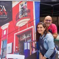 Emprendedores locales se lucen en Sobremesa