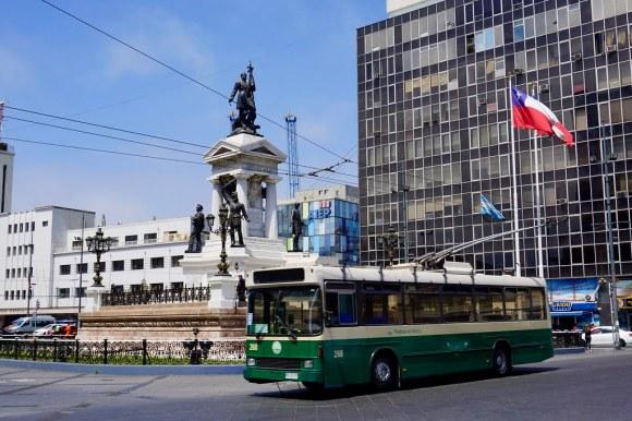 Plaza Sotomayor, Valparaíso