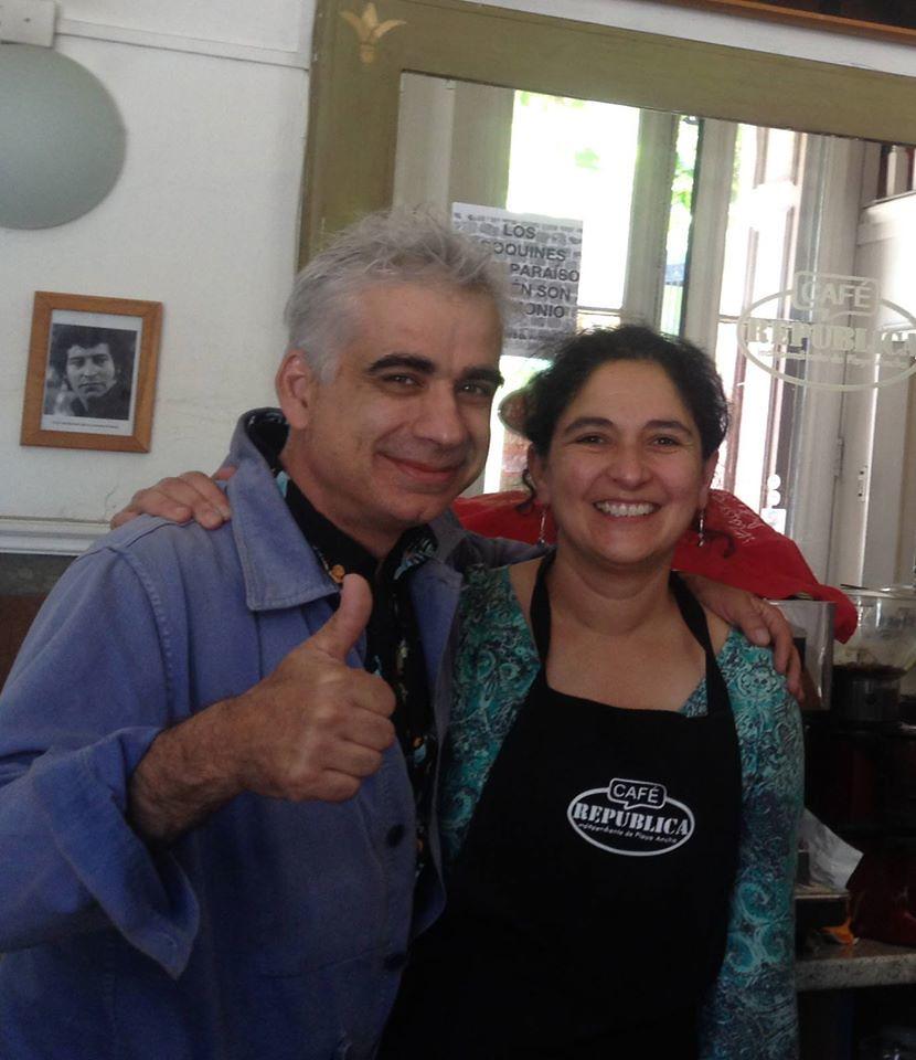 Boris Quercia y Alicia Navarrete
