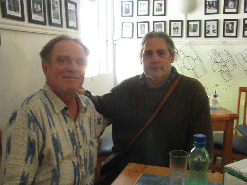 Loro Coirón y Gonzalo Ilabaca