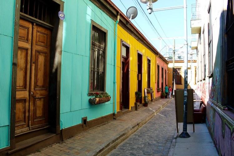 La historia del Café Entre Cerros comenzó en pasaje Gálvez