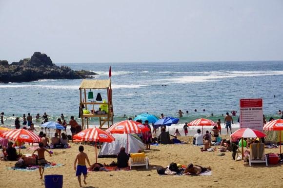 Playa Las Torpederas