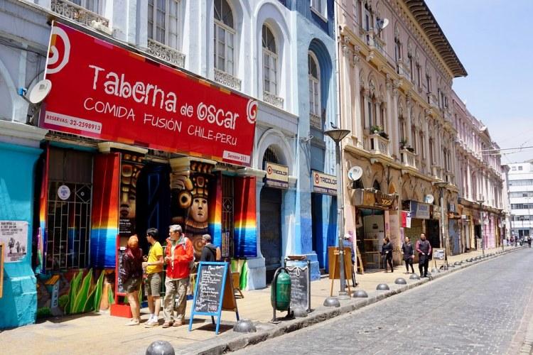 Taberna de Oscar, calle Serrano