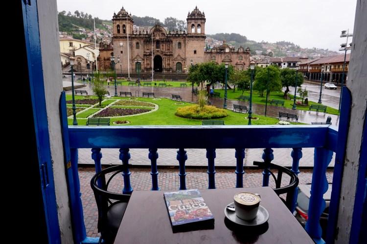Cusco en el corazón
