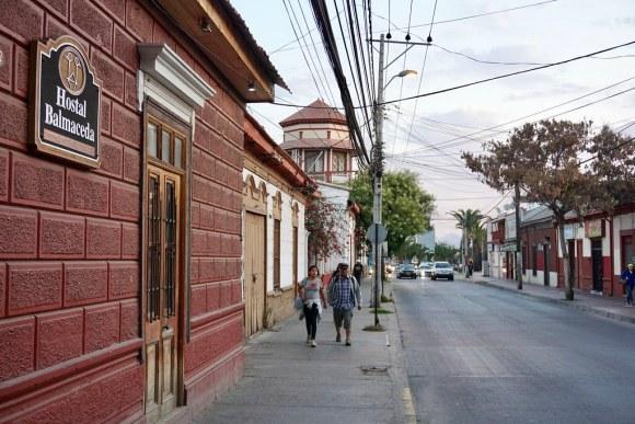 Avenida Balmaceda