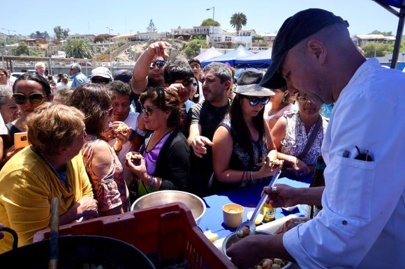 José Osaki en Festival en tu Caleta Tongoy