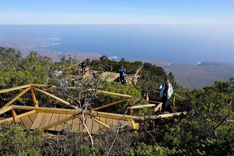 Mirador Parque Fray Jorge