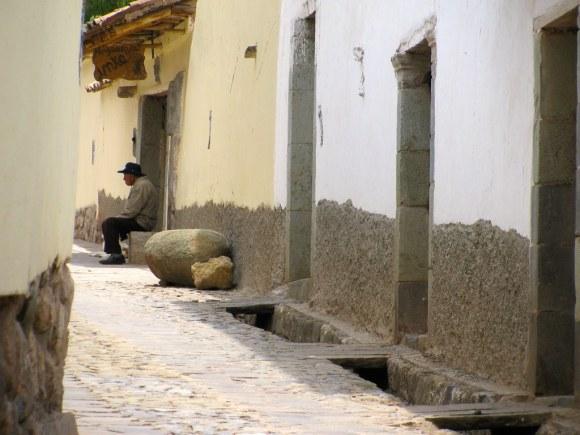 Puertas barrio de San Blas