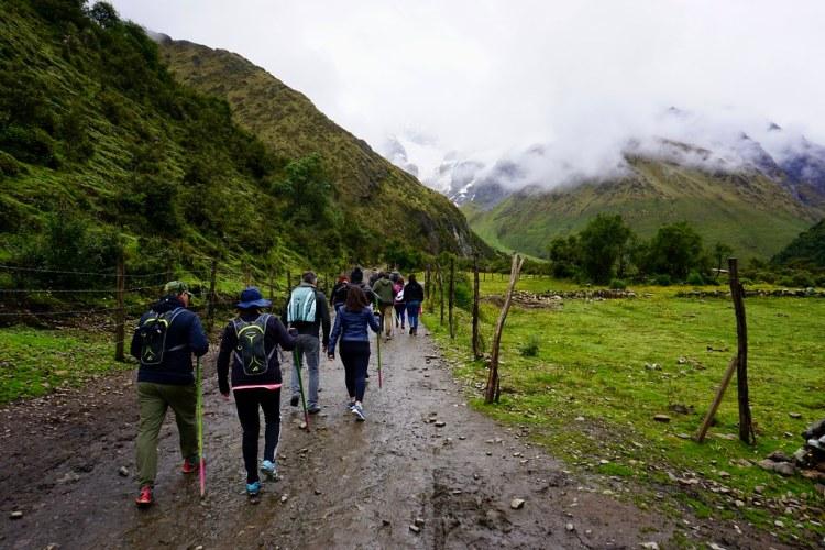 Trekking por el Altiplano